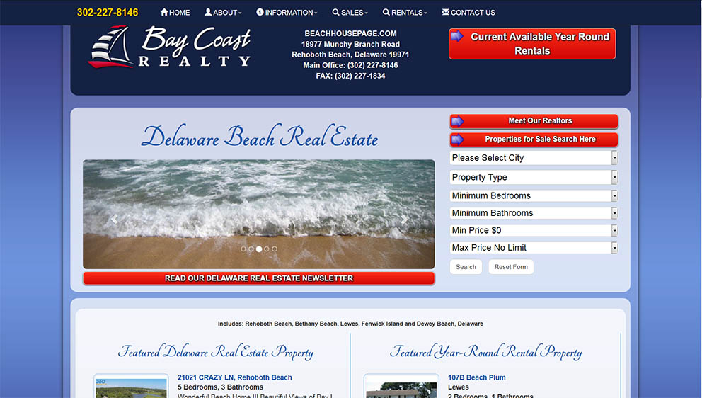 Bay-Coast Realty