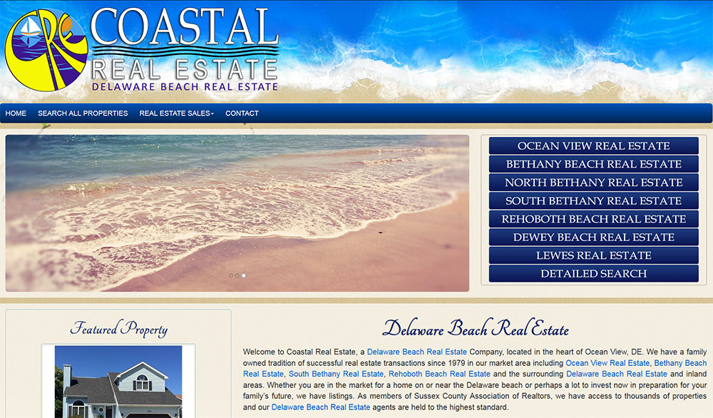 Coastal Real Estate
