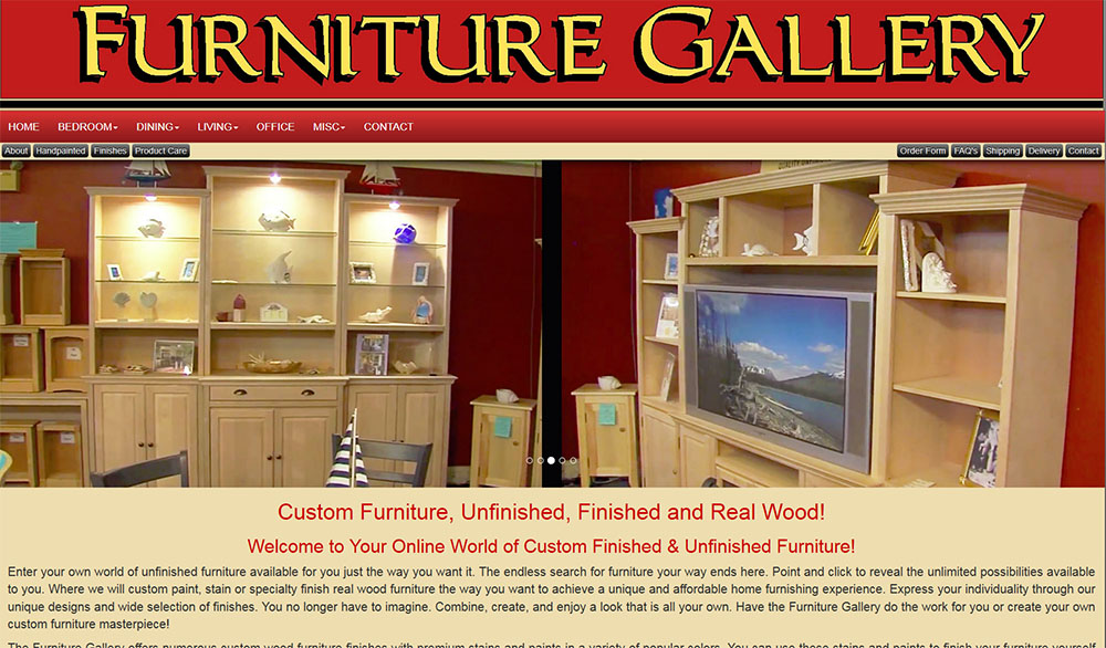 Furniture Gallery Inc.