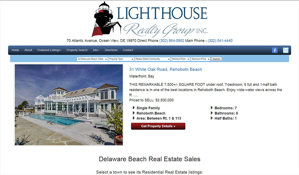 Lighthouse Realty Inc.