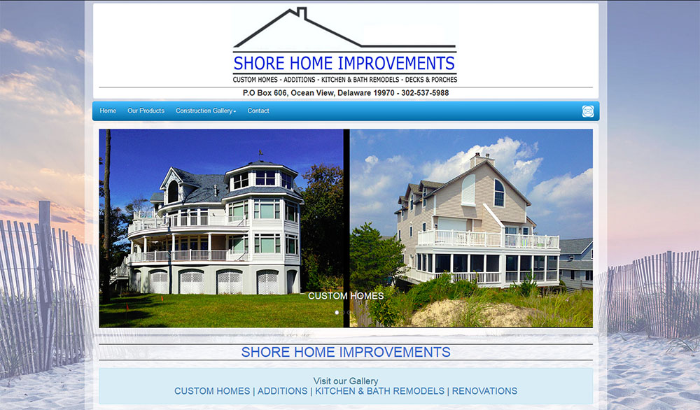 Shore Home Improvements