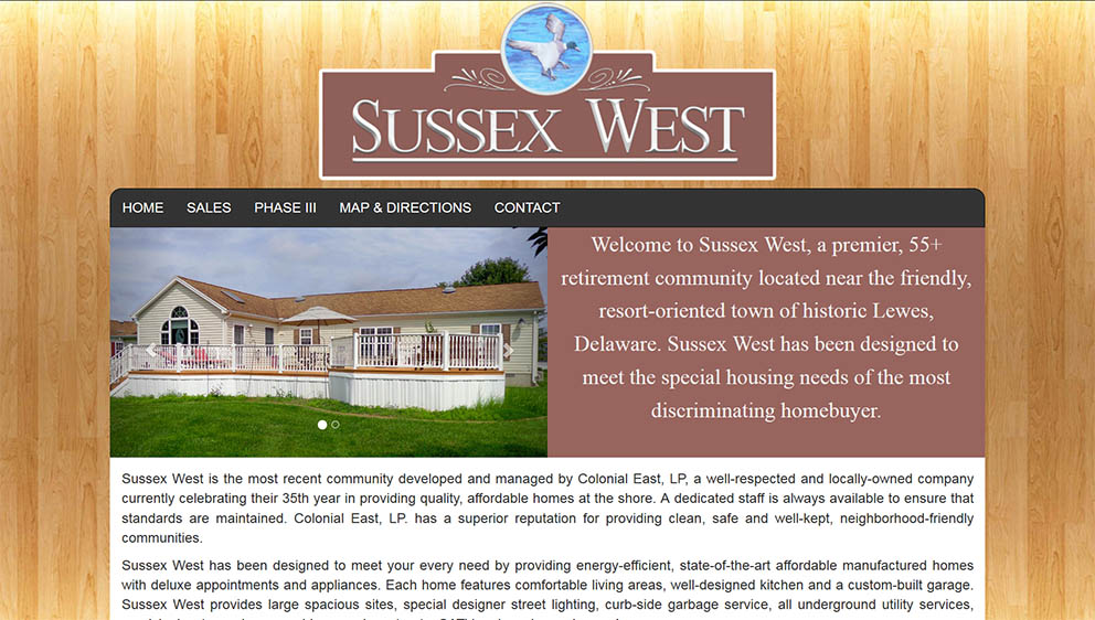 Sussex West