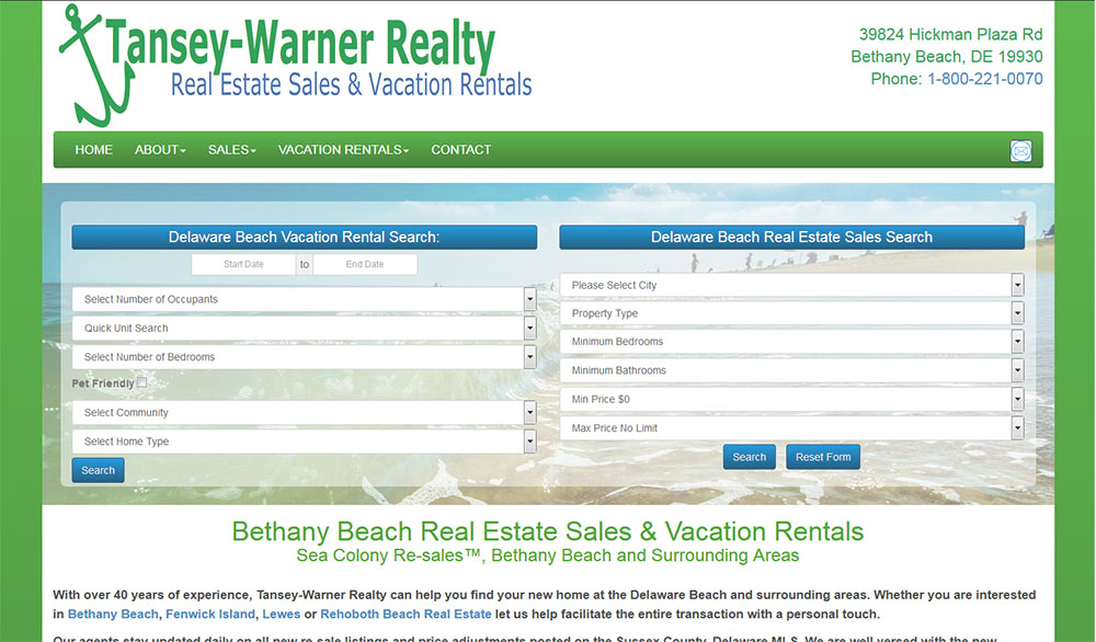 Tansey Warner Realty